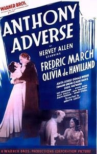 Anthony Adverse main cover