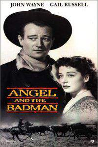 Angel and the Badman main cover