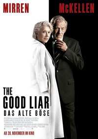 The Good Liar main cover
