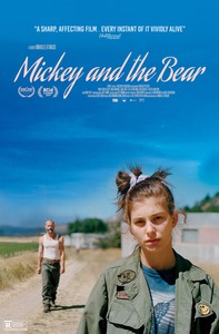 Mickey and the Bear main cover