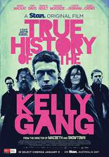 True History of the Kelly Gang movie cover