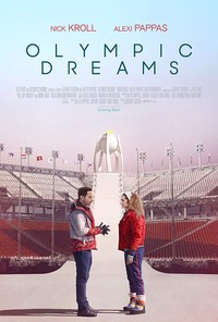 Olympic Dreams main cover