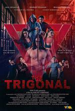 The Trigonal: Fight for Justice movie cover