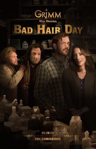 Grimm: Bad Hair Day main cover