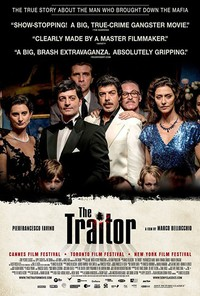 The Traitor main cover