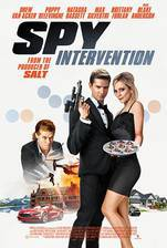 Spy Intervention movie cover