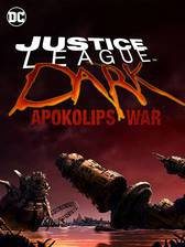 Justice League Dark: Apokolips War movie cover