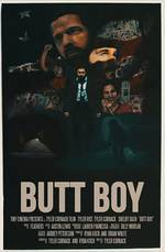 Butt Boy movie cover
