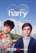 The Thing About Harry movie cover