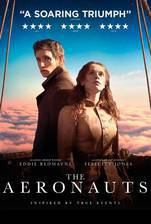 The Aeronauts movie cover
