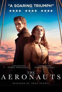 The Aeronauts main cover