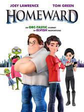 Homeward movie cover