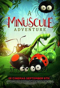 Minuscule 2: Mandibles from Far Away (A Minuscule Adventure) main cover