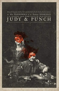 Judy & Punch main cover