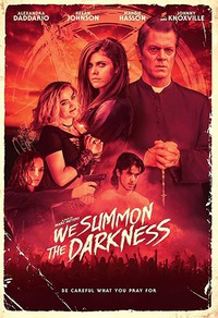 We Summon the Darkness main cover