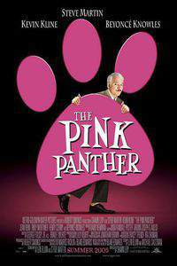 The Pink Panther main cover