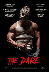 The Dare main cover