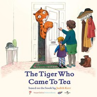 The Tiger Who Came to Tea main cover