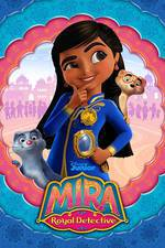 Mira, Royal Detective movie cover
