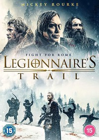The Legion (Legionnaire's Trail) main cover