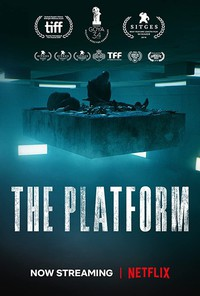 The Platform main cover