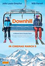 Downhill movie cover