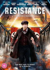 Resistance movie cover