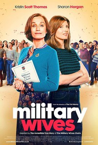 Military Wives main cover