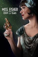Miss Fisher & the Crypt of Tears movie cover