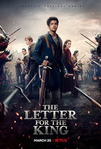 The Letter for the King movie cover