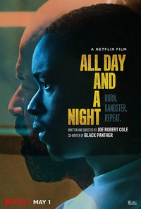 All Day and a Night main cover