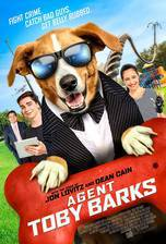 Agent Toby Barks movie cover