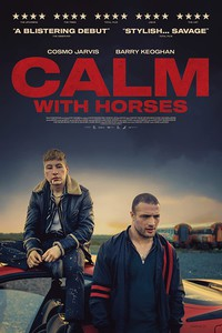 Calm with Horses main cover