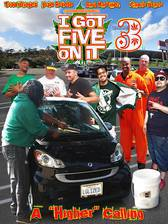 I Got Five on it 3 movie cover