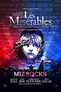Les Miserables: The All-Star Staged Concert of the Legendary Musical main cover