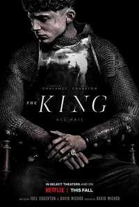 The King main cover