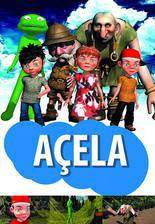 The Adventures of Acela movie cover