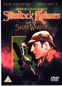 Sherlock Holmes and the Secret Weapon main cover