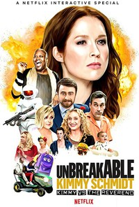 Unbreakable Kimmy Schmidt: Kimmy vs the Reverend main cover