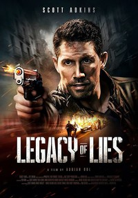 Legacy of Lies main cover