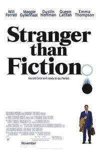 Stranger Than Fiction main cover