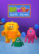 Monster Math Squad movie cover