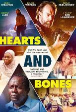 Hearts and Bones movie cover