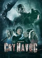 Cry Havoc movie cover
