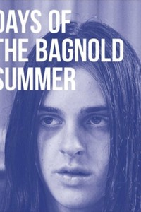 Days of the Bagnold Summer main cover