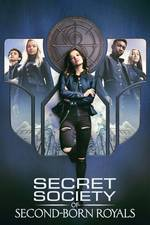 Secret Society of Second Born Royals movie cover