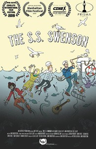 The S.S. Swenson main cover