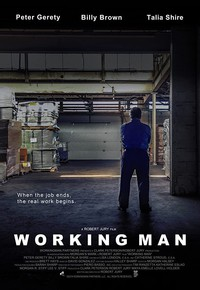 Working Man main cover