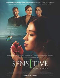 Sensitive and in Love main cover
