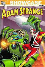 Adam Strange movie cover